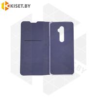 Чехол-книжка Redline iBox Book Case с визитницей для OPPO Reno 2 синий