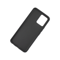 Силиконовый чехол KST MC для Realme 8 / 8 Pro черный матовый