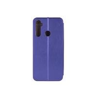 Чехол-книжка Book Case 3D с визитницей для Realme C3 синий
