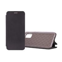 Чехол-книжка Book Case 3D с визитницей для Samsung Galaxy A02S черный