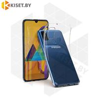 Силиконовый чехол Ultra Thin TPU для Samsung Galaxy A21 / A215 прозрачный