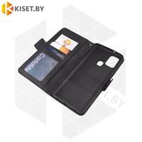 Чехол-кошелек KST Purse Case для Samsung Galaxy A21S / A217 черный