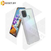 Силиконовый чехол Better One TPU Case для Samsung Galaxy A21S / A217 прозрачный