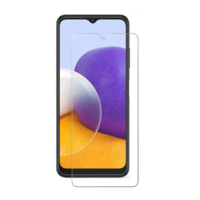 Защитное стекло для Samsung Galaxy A22 4G прозрачное