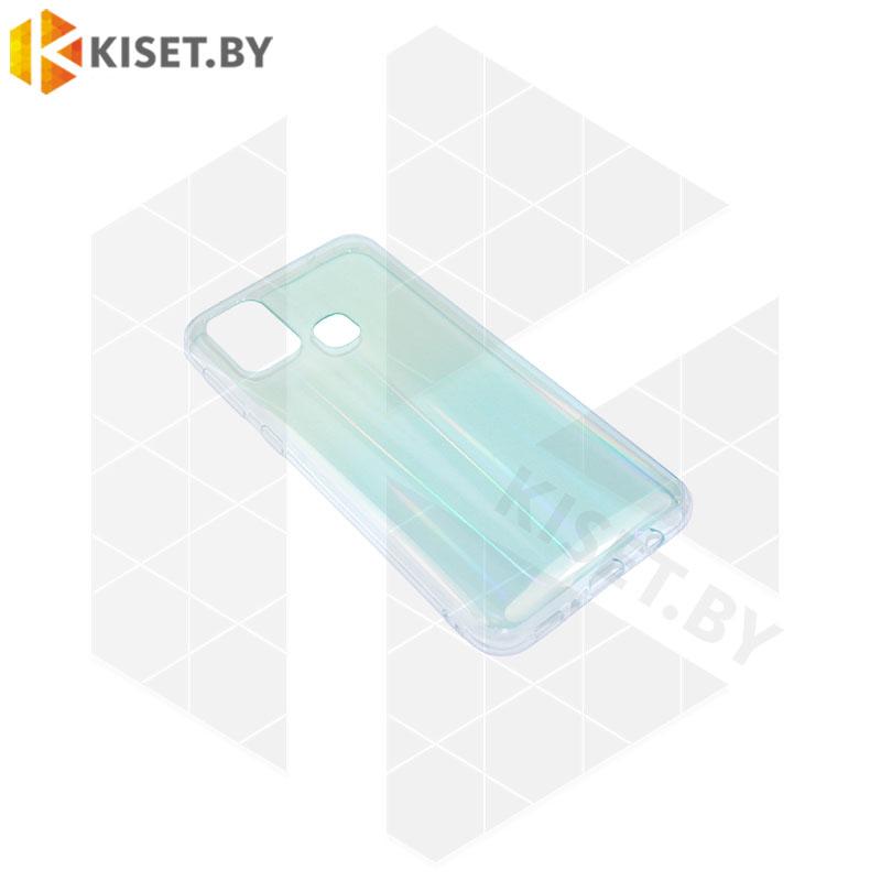 Силиконовый чехол Polar TPU Case для Huawei Y6 2019 / Honor 8A зеленый