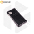 Soft-touch бампер Silicone Cover для Samsung Galaxy M51 черный с закрытым низом