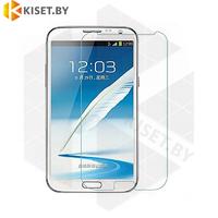 Защитное стекло для Samsung Galaxy Note II (N7100), прозрачное