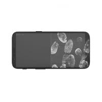 Защитная керамическая пленка на весь экран для Xiaomi Redmi 9 / 9A / 9C черная рамка