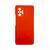 Soft-touch бампер Silicone Cover для Xiaomi Redmi Note 10 Pro красный