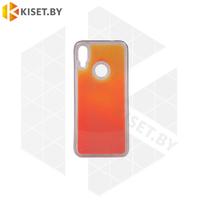 Силиконовый чехол Neon Sand для Xiaomi Redmi Note 7 / 7 Pro оранжевый