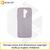 Soft-touch бампер Silicone Cover для Xiaomi Redmi 4X лавандовый