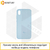 Soft-touch бампер Silicone Cover для Xiaomi Redmi 4X сиреневый
