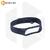 Силиконовый ремешок для Xiaomi Mi Band 3 / 4 темно-синий