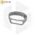 Силиконовый ремешок для Xiaomi Mi Band 3 / 4 серый