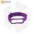 Силиконовый ремешок для Xiaomi Mi Band 3 / 4 фиолетовый