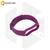 Силиконовый ремешок для Xiaomi Mi Band 5 / 6 фиолетовый