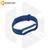 Силиконовый ремешок для Xiaomi Mi Band 5 / 6 синий
