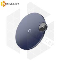 Беспроводное зарядное Baseus Digital WXSX-03 10W синий