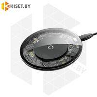 Беспроводное зарядное Baseus Simple WXJK-BA02 15W черный